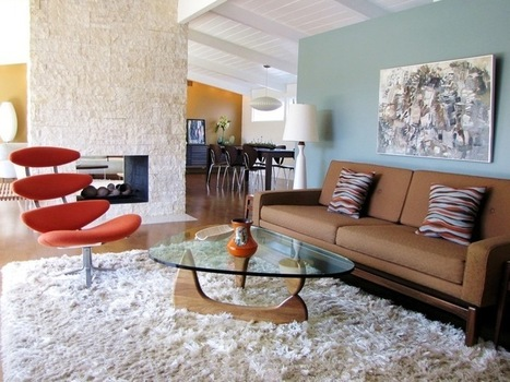 The Best of My Houzz: 10 Living Rooms With Wall Colors to Love | Designing Interiors | Scoop.it