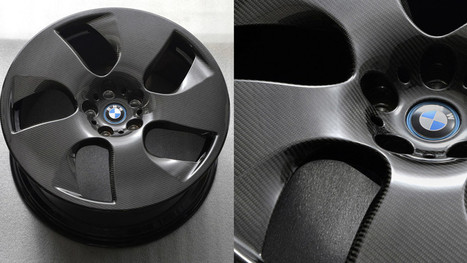 Why BMW Wants To Sell You Their Glorious Carbon Fiber Wheel | Transportation & Composites | Scoop.it