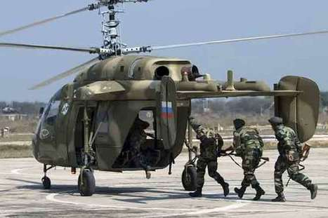 Russia to ink with India Ka-226 Helicopter manufacturing deal | Helicopter News | Scoop.it