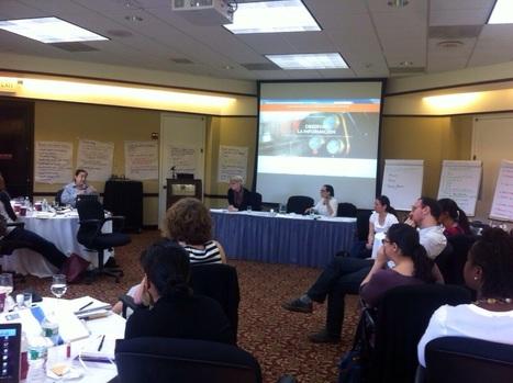 Articulando, avanzando, reflexionando. Reunión global del equipo de Género del PNUD | Genera Igualdad | Scoop.it