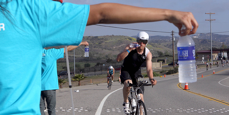 Is Your Water Hydrating You? - Bicycling (registration) (blog) | Rolling Horse Community Bikes | Scoop.it