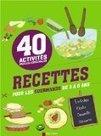 Recettes pour les gourmands de 3 à 6 ans : 40 activités faciles et ... - CritiquesLibres.com | cuisine du monde | Scoop.it