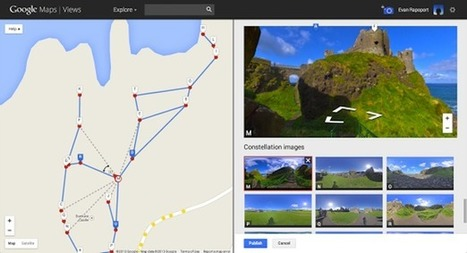 Now You Can Make Your Own Street View Scenes | Maps | Scoop.it