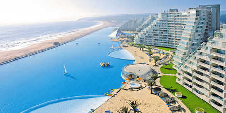 The World's Largest Swimming Pool Is Paradise   Architecture and Design   Scoop.it