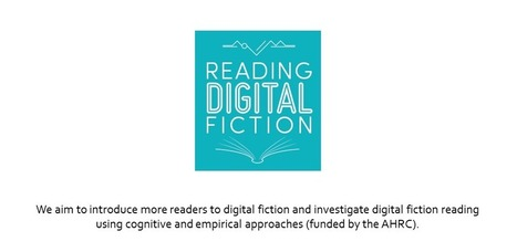 Reading Digital Fiction | Multilinear Storytelling | Scoop.it