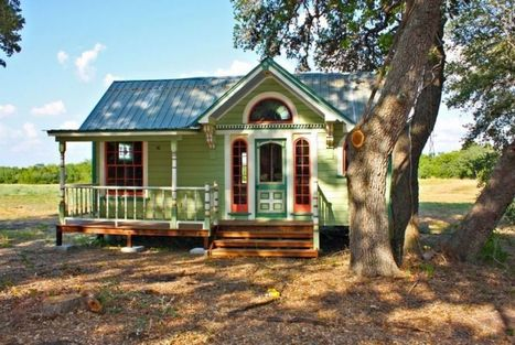 Texas builders go big with tiny house construction business | Texas Coast Real Estate | Scoop.it