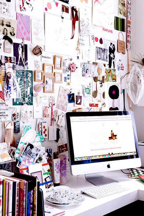 Le moodboard de Natalie Bloom, créatrice de cosmétiques | décoration & déco | Scoop.it