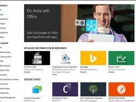 Microsoft is Aggressively Expanding its Office Store   TabletAcademyNW   Scoop.it