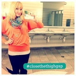 Close the (Thigh) Gap - Thrive with Jen Sinkler | EFM Andrews Farm: Recommended Reads | Scoop.it