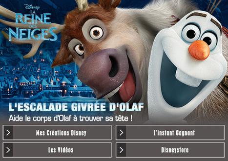 Films Disney | Le site officiel des sorties | Films disney | Scoop.it