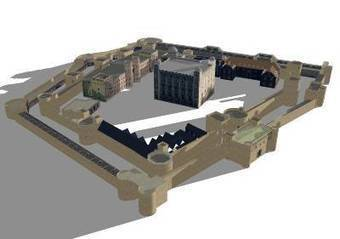 The Tower of London by Si - 3D Warehouse | 3D Model | Scoop.it