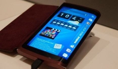 Samsung Galaxy Round Plans to Deliver Folding Display Devices in 2015 - GadgetPlug | Gadget Plug | Scoop.it