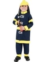 Boys Fireman Fancy Dress Costume | Fancy Dress Ideas | Scoop.it