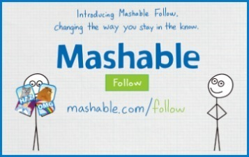 Mashable Follow, The Social Layer at Mashable,  Opens To All | Brand & Content Curation | Scoop.it