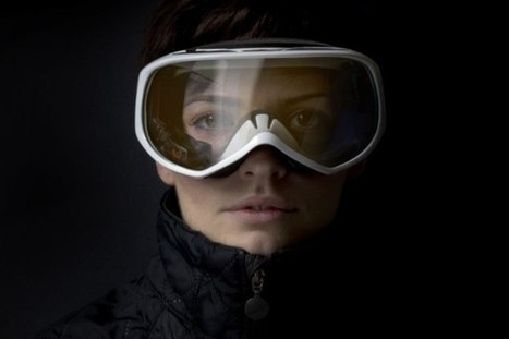 Head-Up Display Brings Ski Goggles Into the Future | Technology | Scoop.it