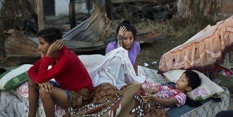 Séisme en Equateur: 480 morts et plus de 2500blessés | Des infos sur notre planète : ecologie , biodiversité | Scoop.it