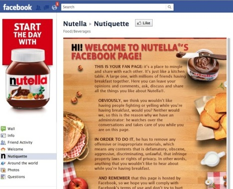 The 15 Best Facebook Pages You've Ever Seen | Social Media Italy | Scoop.it