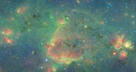 'Bones' in Milky Way could help map galactic structure | Science & Life | Scoop.it