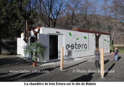 Inauguration du nouvel espace japonais de Balnéa et de la 1ère chaufferie-bois mobile Estera de Midi-Pyrénées - [TARBES INFOS] | Vallée d'Aure - Pyrénées | Scoop.it