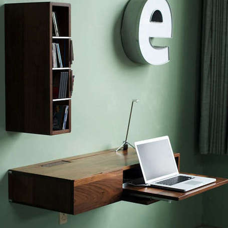 Space-Saving Floating Escritoires | Arte y Fotografía | Scoop.it