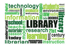 Teaching and E-learning: What's in a name? That which we call a library by any other name would smell as sweet. | Why ? Library | Scoop.it
