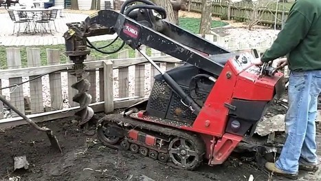 Post Hole Diggers Collingwood Ontario | e-mail Forwards | Scoop.it