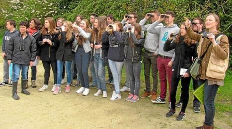 Les élèves apprennent à préserver la biodiversité   Le lycée agricole de Caulnes   Scoop.it