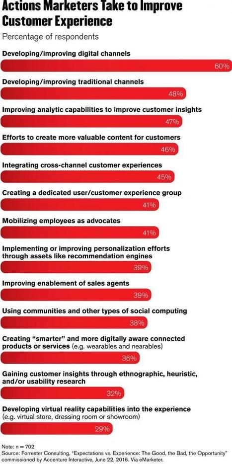 Marketers Lack the Skills to Improve Digital Customer Experiences, Survey Finds | Consumer Empowered Marketing | Scoop.it
