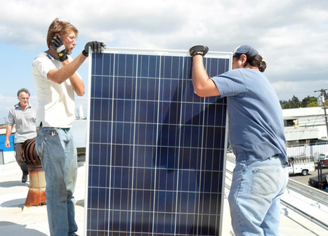 Wind and Solar Create More Jobs When They're Locally Owned, Report Finds | Community: Building, revitalizing, engaging | Scoop.it