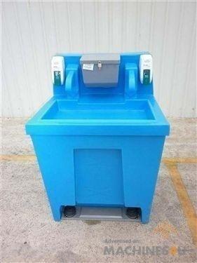 Workmate Elite Super Twin Handwash Statio | Farm Machinery | Scoop.it