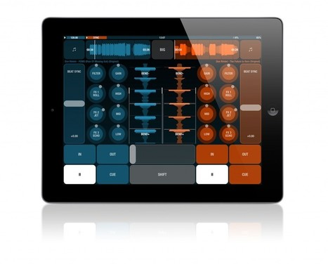 DJ Player 7 for iOS: Prettier and easier   DJing   Scoop.it