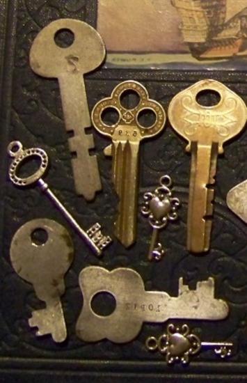 Old Keys | Antiques & Vintage Collectibles | Scoop.it