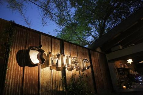 Apple: Music streaming should pay songwriters $910 every million plays | Musicbiz | Scoop.it