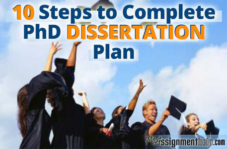 10 Steps to Complete a PhD Dissertation Plan | Dissertation writing help | Scoop.it