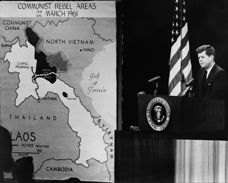 See the Historic Maps Declassified by the CIA | Primary Source Analysis | Scoop.it