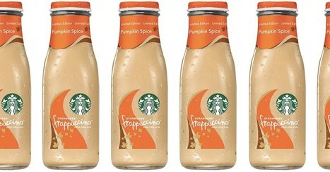 Starbucks Makes It Even More Convenient to Enjoy Pumpkin Spice Frappuccinos | ♨ Family & Food ♨ | Scoop.it