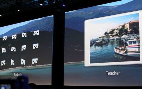 Google lanza su aplicación Expeditions para posibilitar excursiones escolares virtuales | Aprendizajes 2.0 | Scoop.it