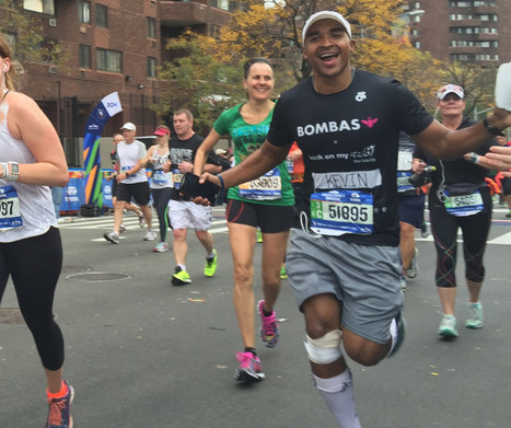 Homeless and Jobless, This Man Found Hope Running 26.2 Miles | This Gives Me Hope | Scoop.it