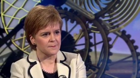 Sturgeon: Second independence referendum could be next year - BBC News | My Scotland | Scoop.it