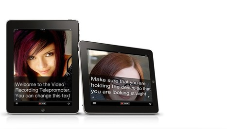 VRT2 - Video Recording Teleprompter - iPhone / iPad App via @llotimo   A New Society, a new education!   Scoop.it