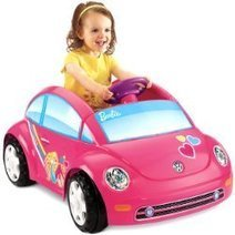 Power Wheels Barbie Volkswagen Beetle | Around The Farm | Scoop.it