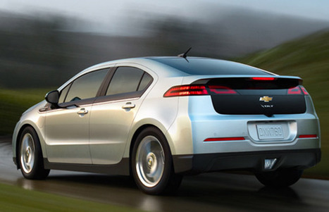 Chevrolet Volt — Gallery: 10 Cool Electric Cars | Complex | Electric Car Pictures | Scoop.it