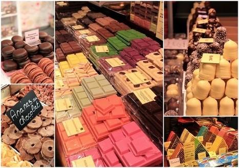 Salon du chocolat à Bordeaux - CôtéMaison.fr | plaisirschocolat | Scoop.it