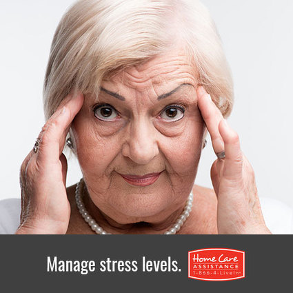 The Ways that Stress can Impact a senior's Health | Home Care Assistance Vancouver | Scoop.it