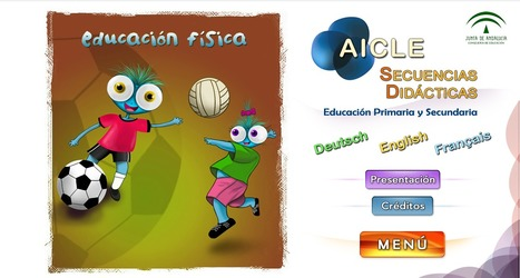 CLIL contents by Junta de Andalucía | CLIL a l'escola | Scoop.it