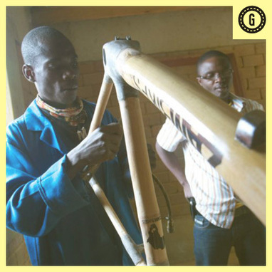 These Bamboo Bikes Fight Poverty in Zambia | Social Entrepreneurship on GOOD | Social innovation impact | Scoop.it