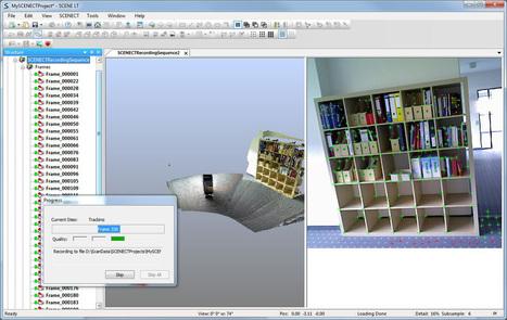 Free app turns Microsoft Kinect into 3D scanner « Ponoko – Blog   DigitAG& journal   Scoop.it