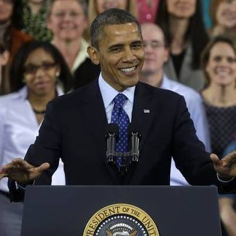 Obama to propose project to map human brain - they should start with his | Littlebytesnews Current Events | Scoop.it