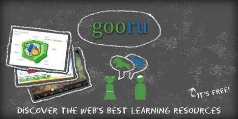 Gooru : Discover the web's best learning resources | Time to Learn | Scoop.it