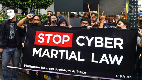 SC stops cybercrime law, issues TRO | Cyber Crime Law | Scoop.it